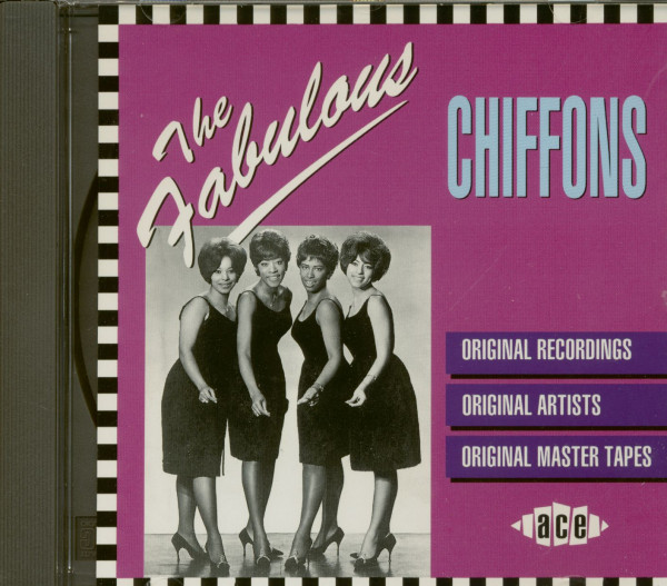 Fabulous Chiffons (CD)
