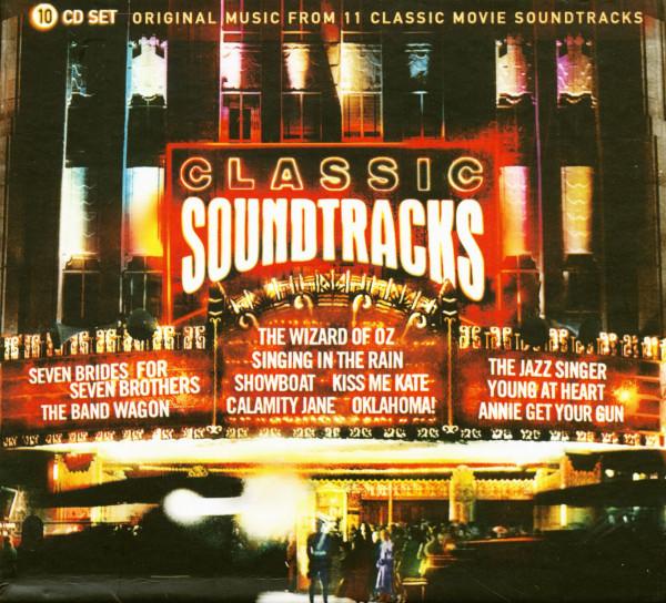 Classic Soundtracks (10-CD)