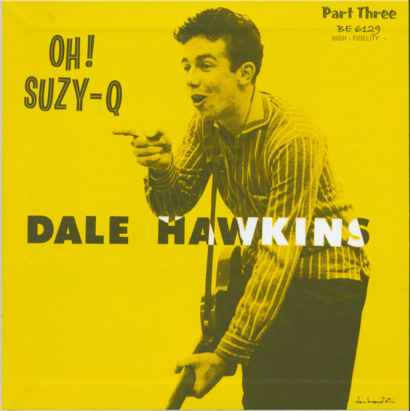Oh! Suzy-Q -part III (7inch EP, 45rpm, Picture Sleeve, Ltd.(150)