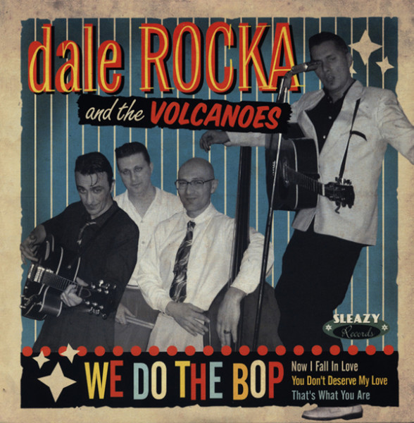We Do The Bop 7inch, 45rpm, PS EP
