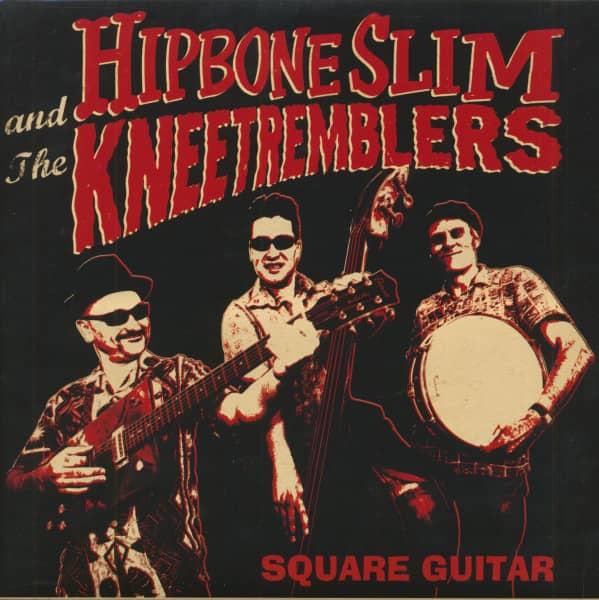 Square Guitar (LP)