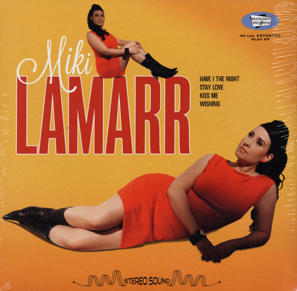 Miki Lamarr 10inch EP (Limited 25cm Vinyl EP)