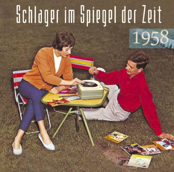 1958 Schlager im Spiegel der Zeit
