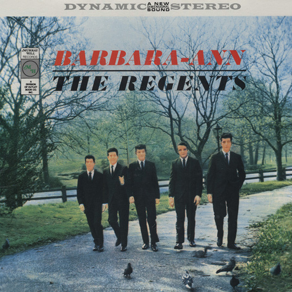 The Regents - Barbara Ann (LP)