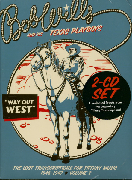 Way Out West - The Lost Transcriptions For Tiffany Music Vol.2 (2-CD)
