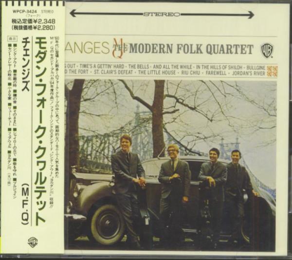 Changes (CD, Japan)