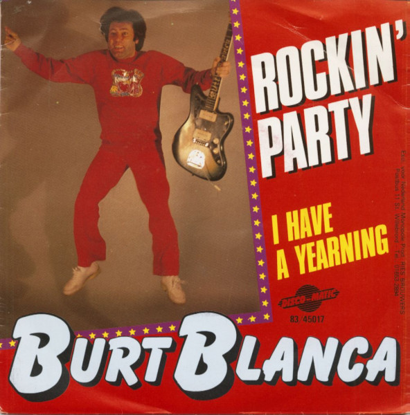 Rockin' Party (7inch, 45rpm, PS)