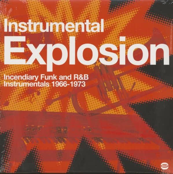 Instrumental Explosion (2-LP)