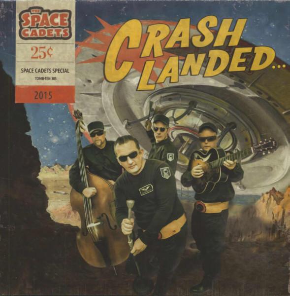 Crash Landed (LP, 10inch)