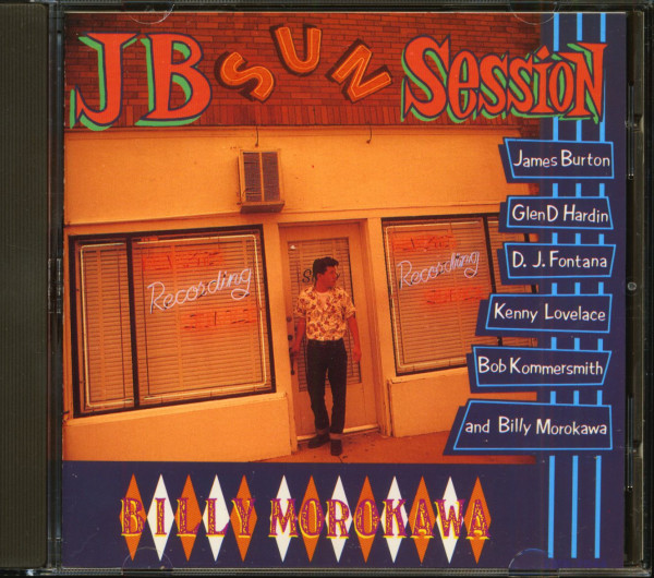 JB Sun Session (CD)