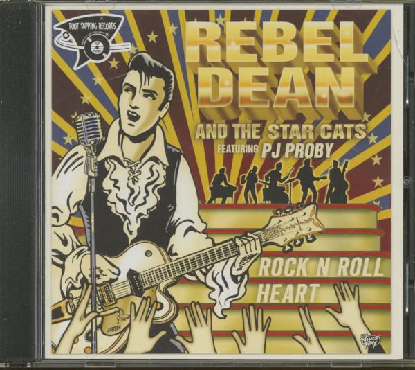 Rock 'n' Roll Heart (CD)
