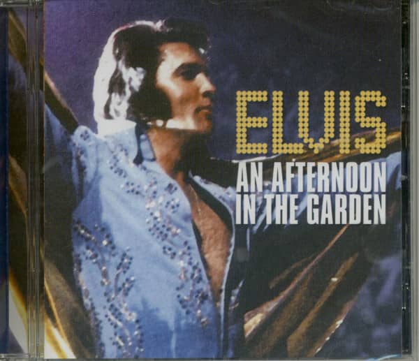An Afternoon In The Garden (CD, Europe)
