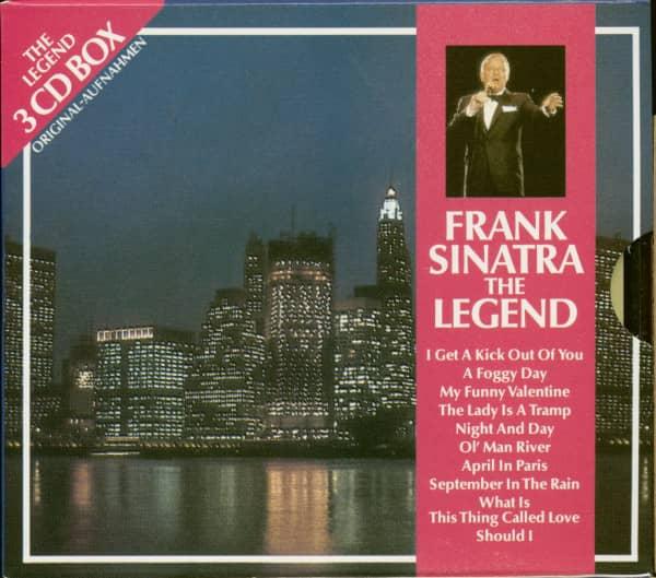 Legendary Concerts Vol. 1-3 (3-CD)