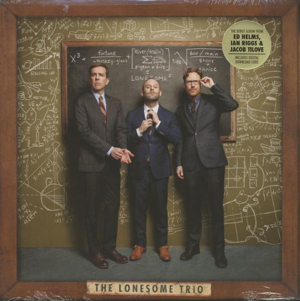 The Lonesome Trio (LP)