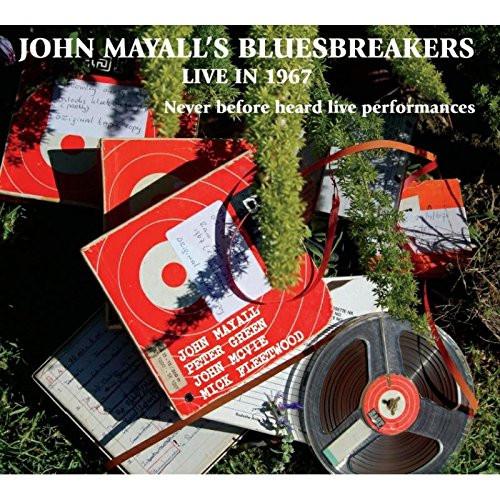 John Mayall's Bluesbreakers Live In 1967