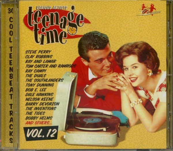 Teenage Time Vol.12 (CD)
