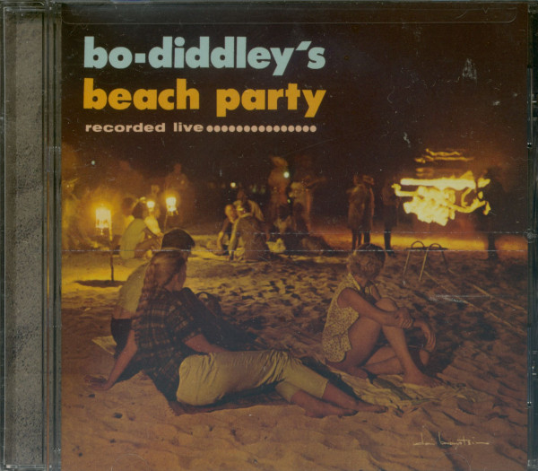 Bo Diddley's Beach Party (1963) (CD)