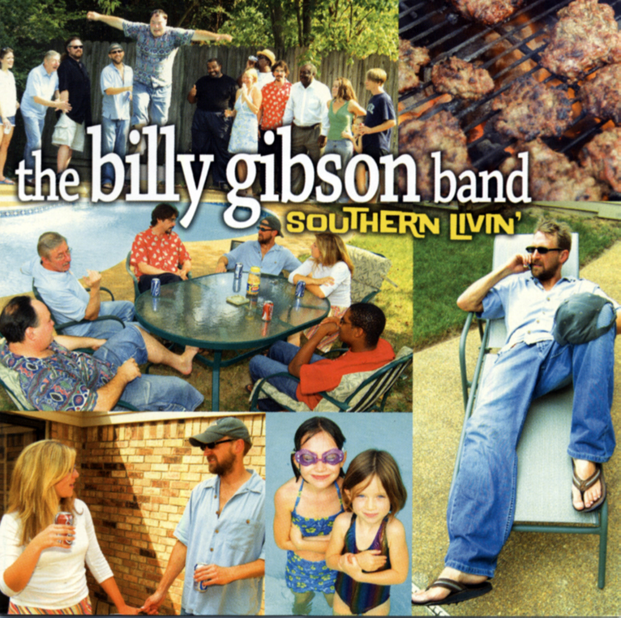 Billy Gibson - Southern Livin´
