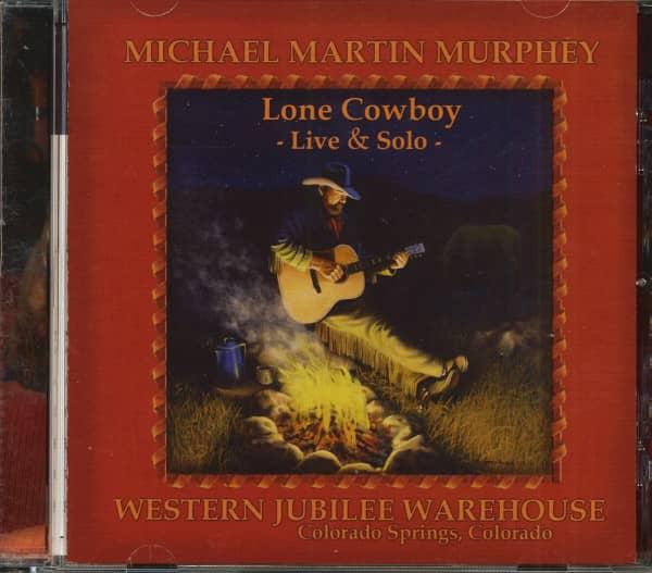 Lone Cowboy - Live & Solo (CD)