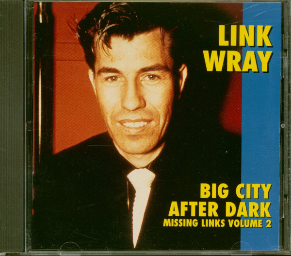 Missing Links Vol.2 - Big City After Dark (CD)