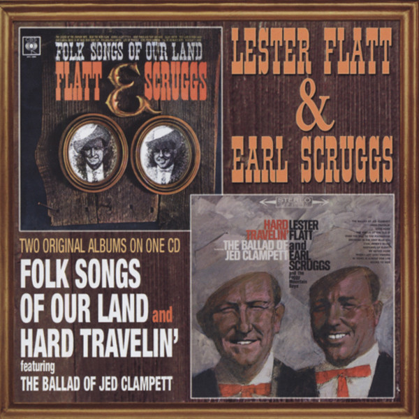 Folk Songs Of Our Land - Hard Travellin'