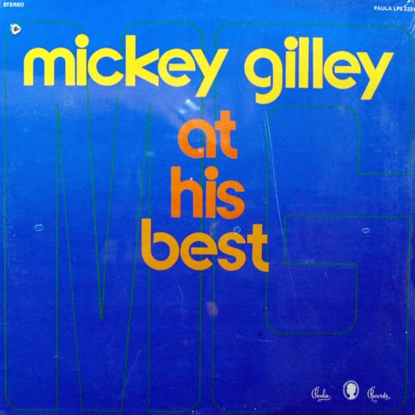 Mickey Gilley At His Best - Cut-Out (Vinyl-LP)