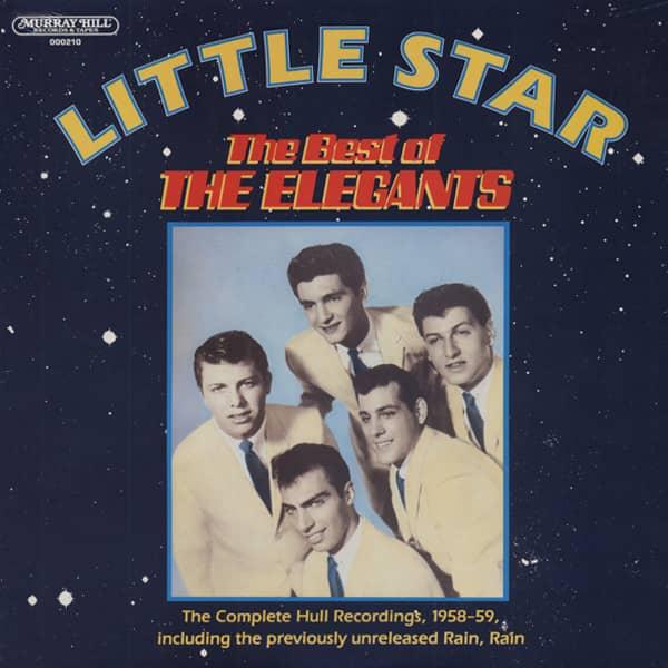 The Best Of The Elegants (LP)