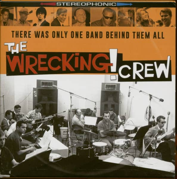 The Wrecking Crew (4-CD)
