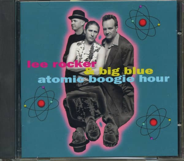 Atomic Boogie Hour (CD)