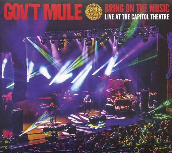 Bring On The Music - Live At The Capitol Theatre (2-CD)
