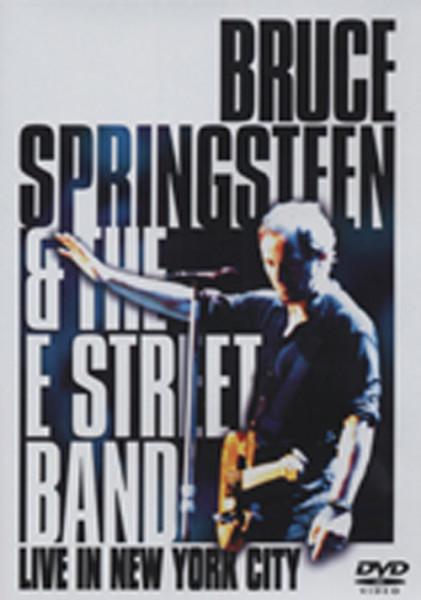 Live In New York City (2-DVD) (HBO 2001)