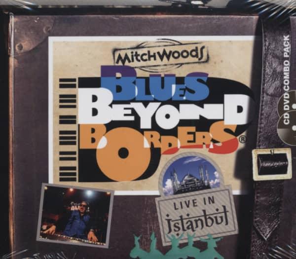 Blues Beyond Borders: Live In Istanbul (CD - DV