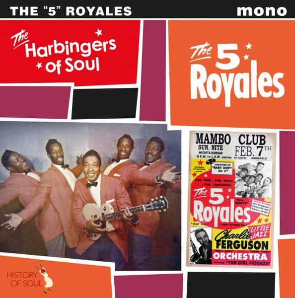 Harbingers Of Soul - 180g Vinyl (incl. bonus download)