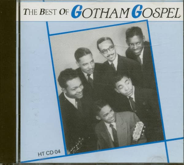 The Best Of Gotham Gospel (CD)