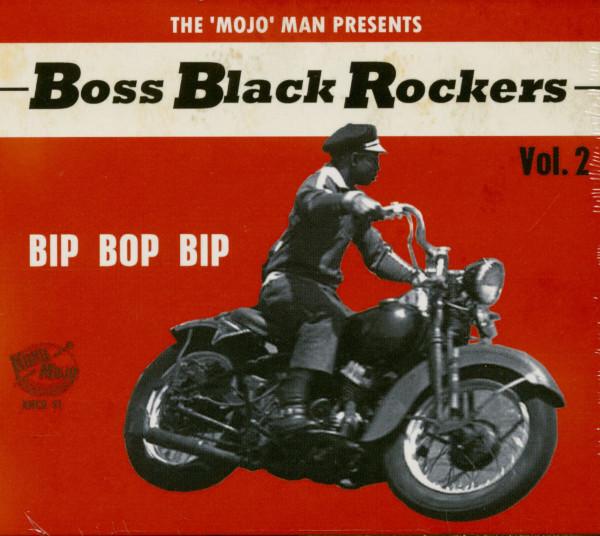 Boss Black Rockers Vol.2 - Bip Bop Bip (CD)