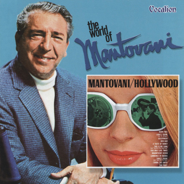 Mantovani-Hollywood - The World Of...