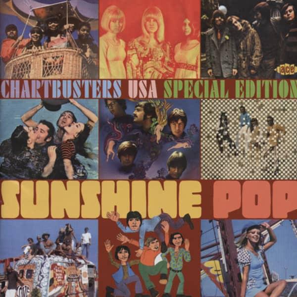 Chartbusters USA - Sunshine Pop Edition
