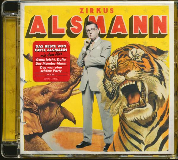 Zirkus Alsmann (CD)