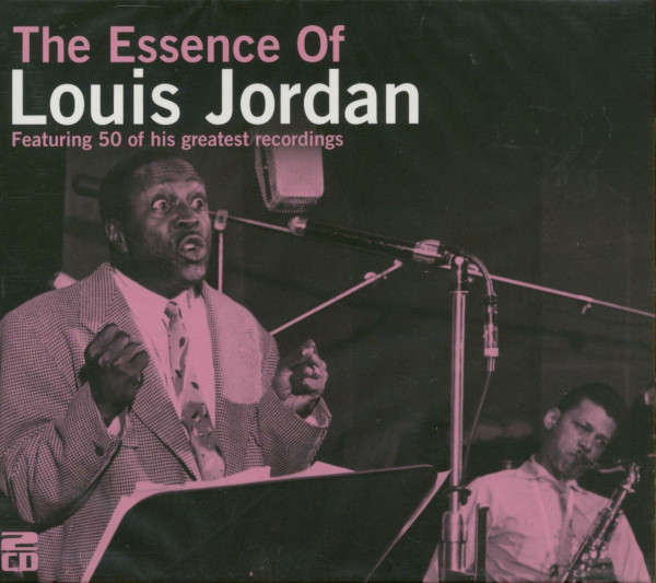 The Essence Of Louis Jordan (2-CD)