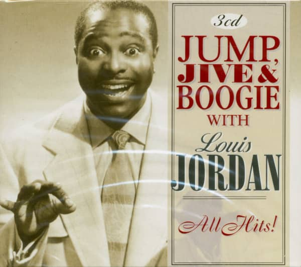 Jump Live & Boogie - All Hits (3-CD)