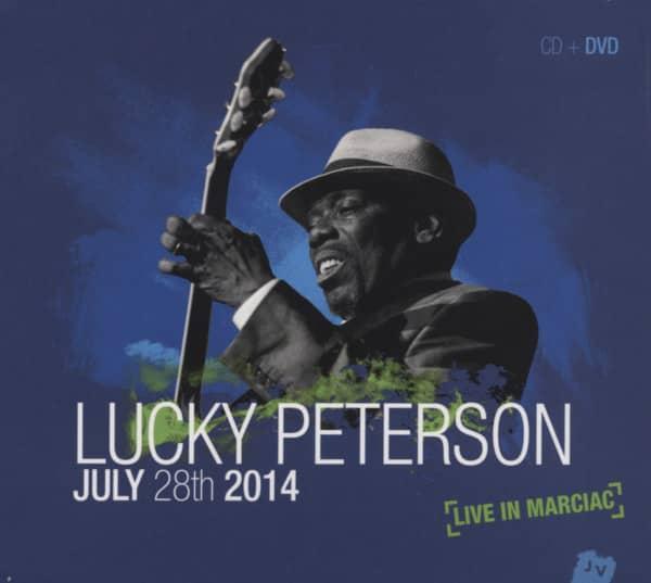 Live In Marciac 2014 (CD + DVD)