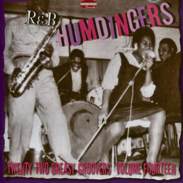 R&B Humdingers Vol.14 (CD)