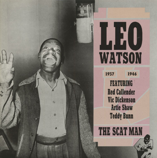 The Scat Man - 1937-1946 (LP)