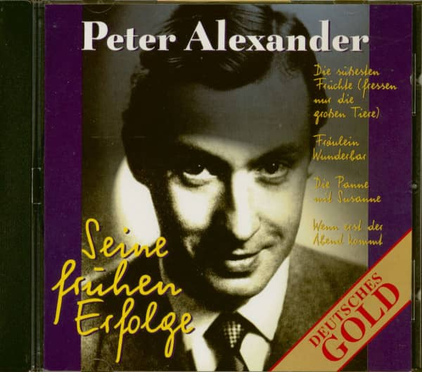 Seine Frühen Erfolge (CD)