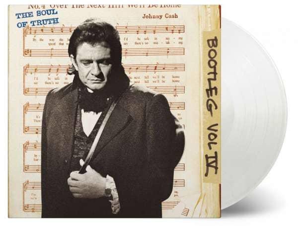 Bootleg Vol.4 - The Soul Of The Truth (3x180g LP, Clear Vinyl, Ltd.)