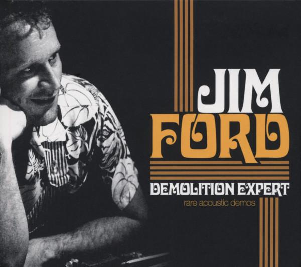 Demolition Expert - Rare Acoustic Demos