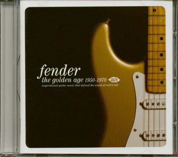 Fender - The Golden Age 1946-70 (CD)