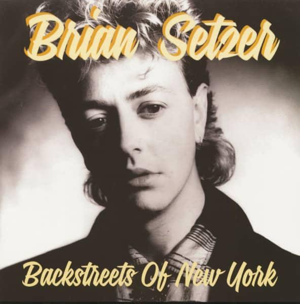 Backstreets Of New York (LP)