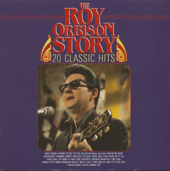 The Roy Orbison Story - 20 Classic Hits (LP)