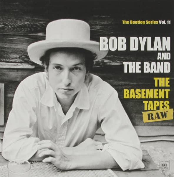 The Basement Tapes Raw: The Bootleg Series Vol.11 (3LP + 2CD, 180g Vinyl. Limited Edition)